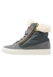 Gant Olivia Hightop Trainers Light Gray Grey