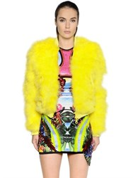 Dsquared Feathered Bomber Jacket