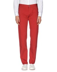 Gianfranco Ferre Ferre' Jeans Trousers Casual Trousers Men Red