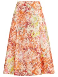 Damsel In A Dress Abstract Full Skirt Multi