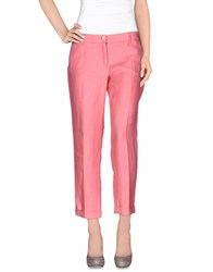 Coast Weber And Ahaus Trousers 3 4 Length Trousers Women Pastel Pink