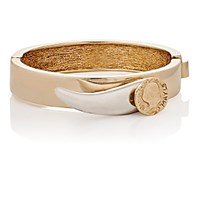 Maison Mayle Women's Horn And Nail Bangle No Color