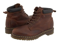 Dr. Martens Saxon 939 6 Eyelet Padded Collar Boot Tan Harvest Men's Boots