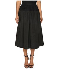 Vivienne Westwood Ream Skirt Black Gold Women's Skirt