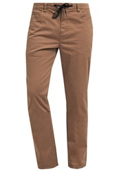 Element Team Trousers Taupe Brown