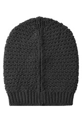 Rick Owens Wool Hat Black