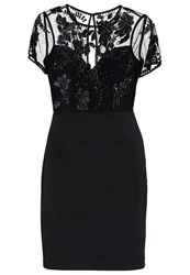 French Connection Cocktail Dress Party Dress Black