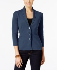 Alfani Petite Shawl Collar Blazer Only At Macy's Global Blue