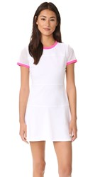 Monreal London Club Tennis Dress White