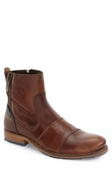 Dune Men's London Cackle Zip Boot