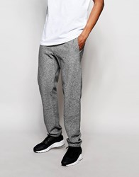 Champion Joggers With With Logo In Gray Melange Bklj
