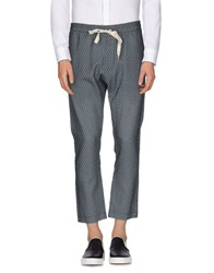 Alice San Diego Trousers Casual Trousers Men Slate Blue
