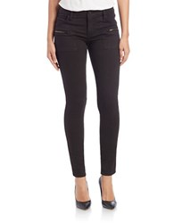 Sanctuary Ace Utility Skinny Jeans Black