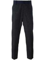Wood Wood 'Christian' Tapered Trousers Black
