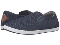 Freewaters Sky Slip On Knit Navy Women's Shoes