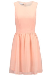 Only Onldara Cocktail Dress Party Dress Peach Melba Rose