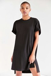 Bdg Tobias Oversized T Shirt Dress Black