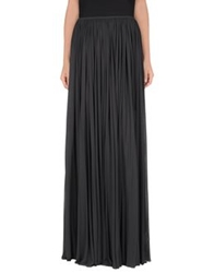 Rochas Long Skirts Light Grey