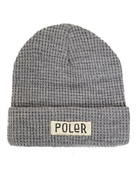 Poler Workerman Beanie Grey