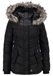 Khujo Winsen Winter Jacket Black
