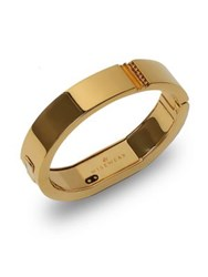 Wisewear Kingston 18K Goldplated Smart Bracelet