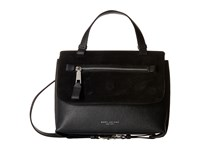 Marc Jacobs The Waverly Small Top Handle Black Handbags