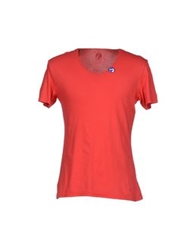 Jcolor T Shirts Ocher