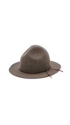 Bedwin And The Heartbreakers Milton Campaign Hat Beige