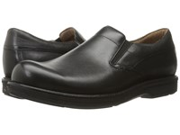 Dansko Jackson Black Antiqued Calf Men's Slip On Shoes