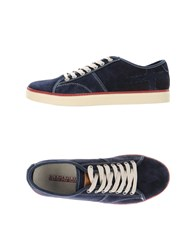 Napapijri Footwear Low Tops And Trainers Men Dark Blue