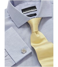 Austin Reed Pinpoint Oxford Shirt Blue