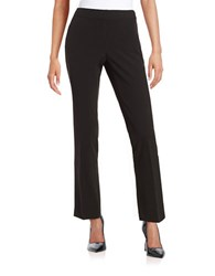 Vince Camuto Petite Slim Fit Dress Pants Rich Black