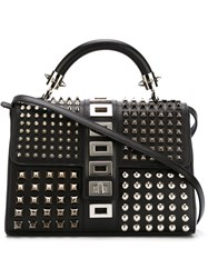 Philipp Plein 'Risky Situation' Tote Black