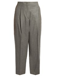Sportmax Calco Trousers Grey