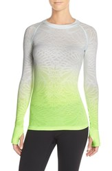 Women's Climawear 'See The Light' Ombre Long Sleeve Tee