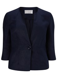 Windsmoor Linen Jacket Navy