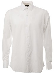 Ann Demeulemeester Grise Classic Shirt White
