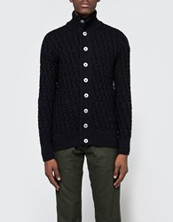 S.N.S. Herning Stark Cardigan Black Hole