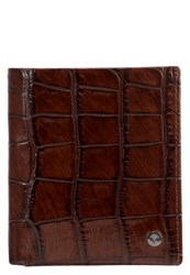 Joop Daphnis Wallet Darkbrown Dark Brown