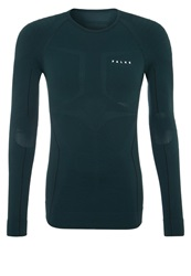 Falke Skiing Athletic Vest Holly Green