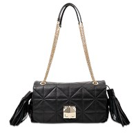 Sonia Rykiel Le Clou Quilted Flap Bag