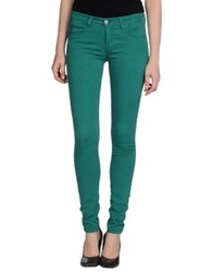 Mauro Grifoni Casual Pants Green