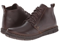Born Jax Brown Full Grain Leather Men's Lace Up Boots