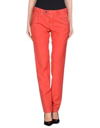 Myths Trousers Casual Trousers Women Red