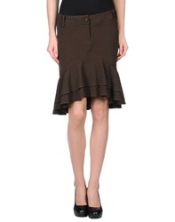 Fairly Skirts Knee Length Skirts Women