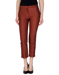 Momoni Momoni Casual Pants Brown