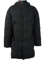 Raf Simons Detroit Down Parka Black