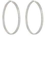 Repossi Women's Berbere Hoop Earrings Colorless