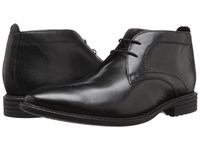 Bostonian Garvan Mid Black Leather Men's Shoes