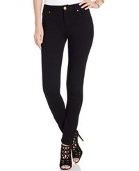 Inc International Concepts Curvy Fit Skinny Pants Only At Macy's Deep Black